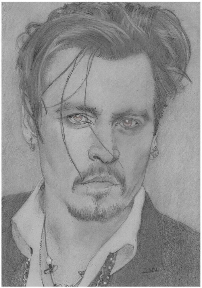 Johnny Depp par nev777